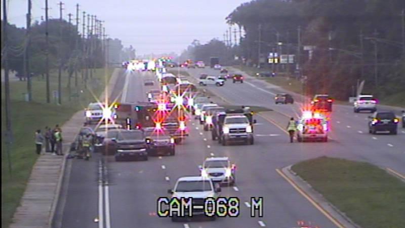 Multi-vehicle crash on Capital Circle NE