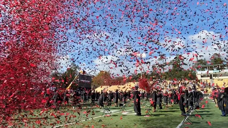College graduations may look different this spring.