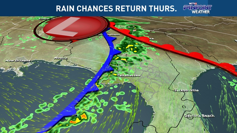 Another storm system is forecast to move into the region Thursday and bring another shot of...