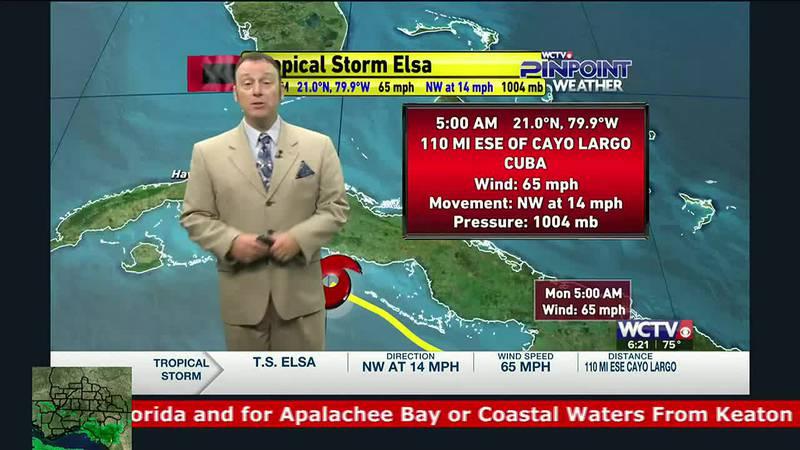 Rob's Monday Morning Forecast: July 5, 2021