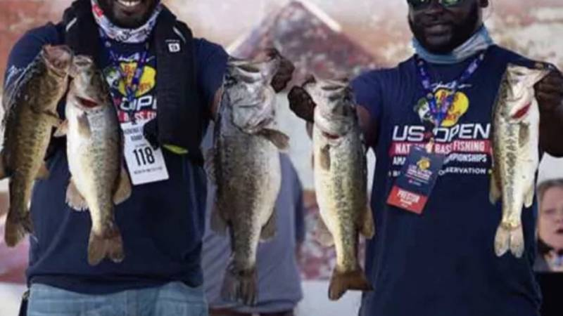 Travis Clark and Preston Williams are gearing up to head to Missouri for the Bass Pro National...