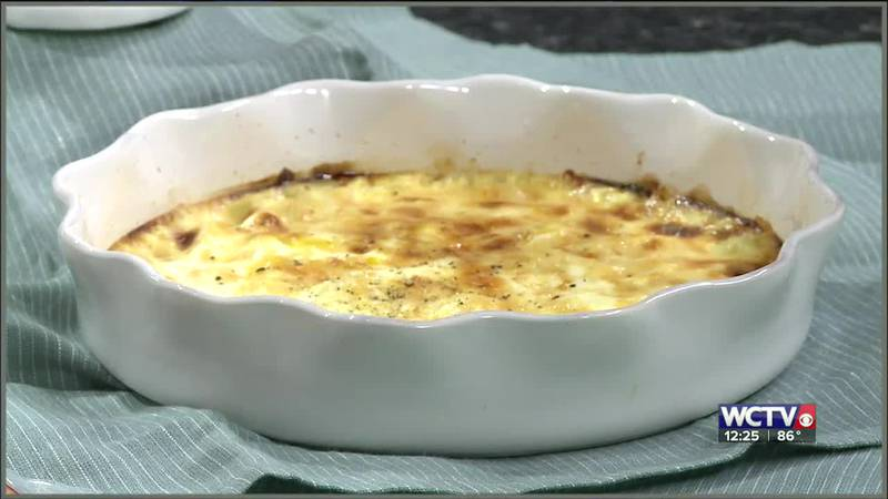 Robin O'Donnell from The Prepared Table showcased this family favorite recipe she's been making...
