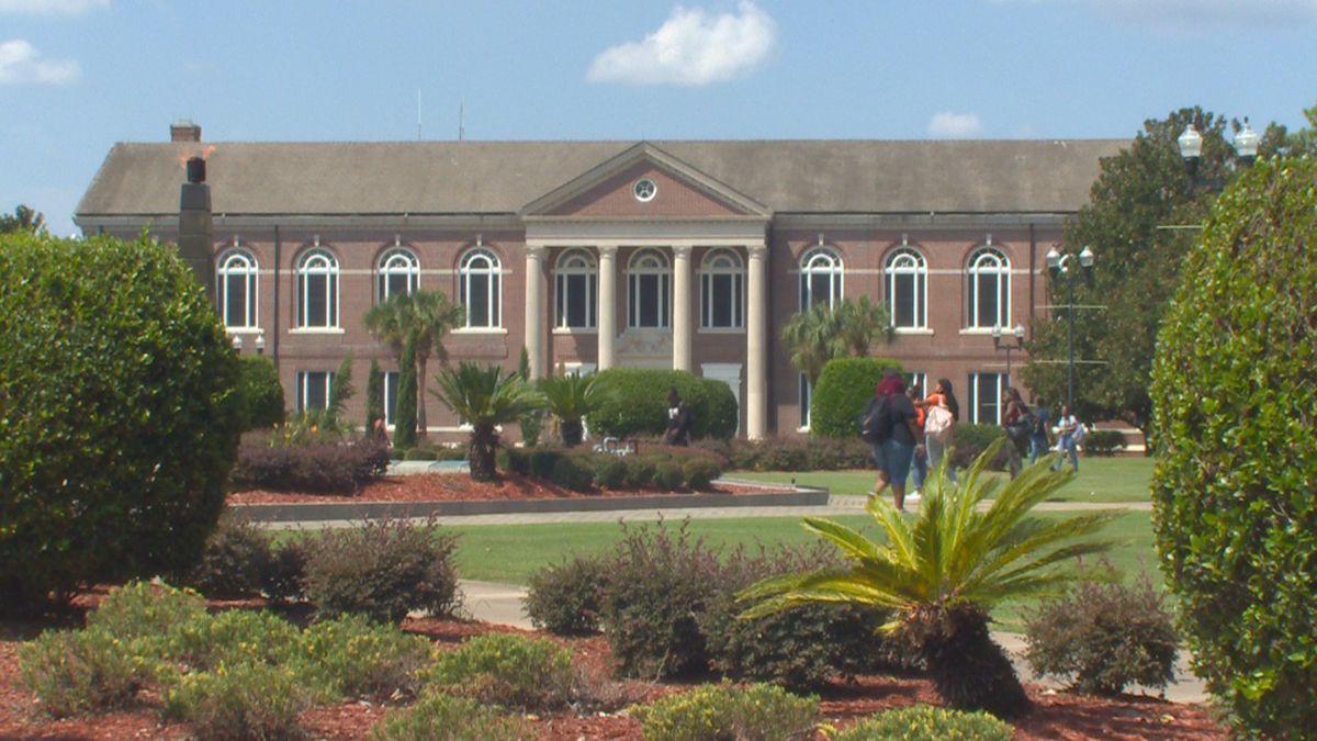 File photo of Florida A&M University's campus.