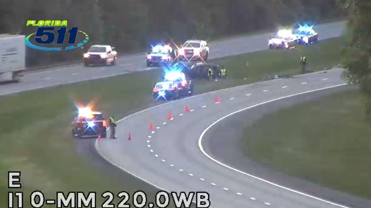 Deadly crash on I-10
