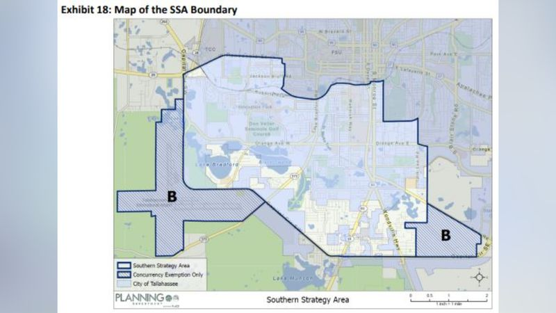 "City Commissioners voted to change the name of the ""Southern Strategy Area"" to the ""Southside..."