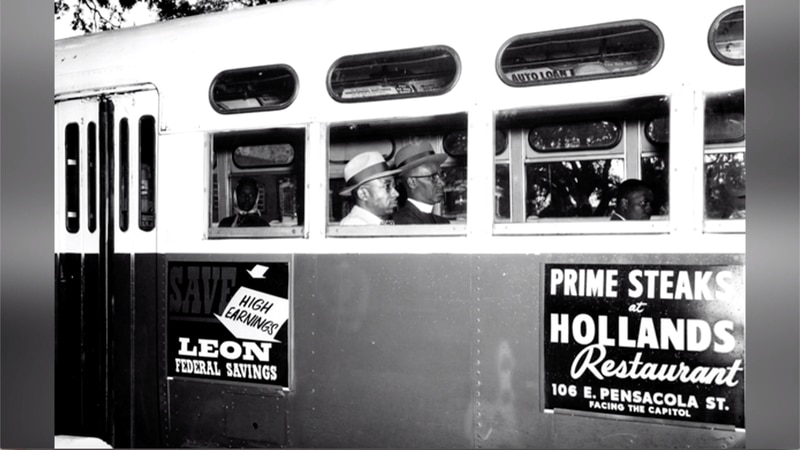 On this day 65 years ago, two Florida A&M University students sat down on a Tallahassee bus and...