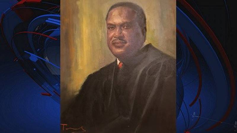 The first African American to serve on the Supreme Court of Florida was honored today for his...