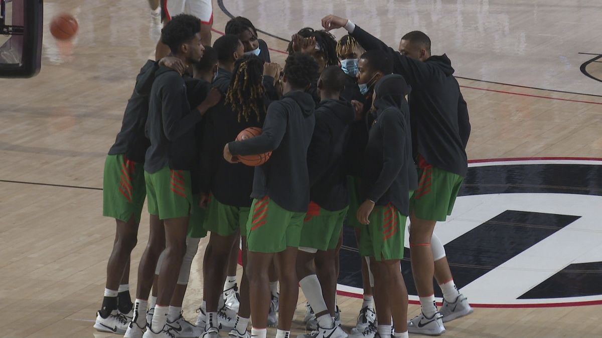 Don't let their winless start fool you: The Florida A&M men's basketball team has had a solid...