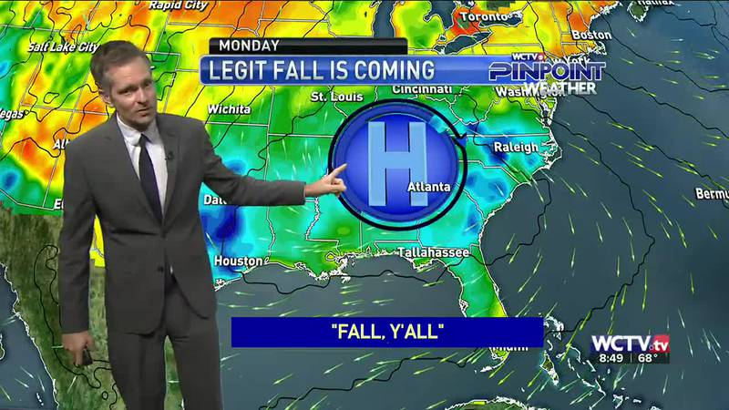 Brace yourselves: Fall is coming. But for how long? Meteorologist Charles Roop has the answer...