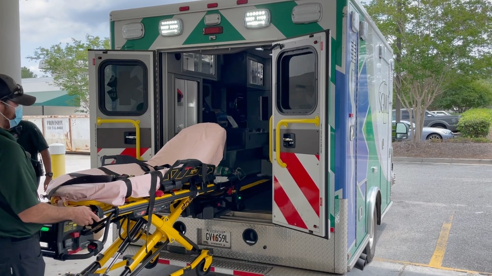 From the ER to the surgical unit, from the pharmacy to the blood banks, SGMC's new trauma...