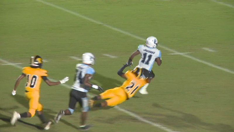 Gadsden County football continues to put up big numbers on offense as they rolled the...