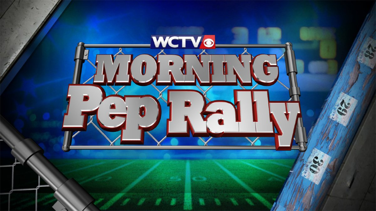 WCTV Morning Pep Rally logo