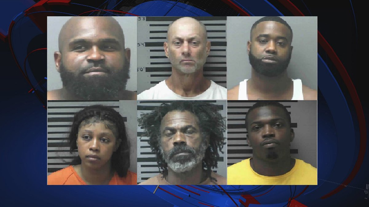 The Thomas County Sheriff's Office and Thomasville Police Department joint SWAT team arrested...