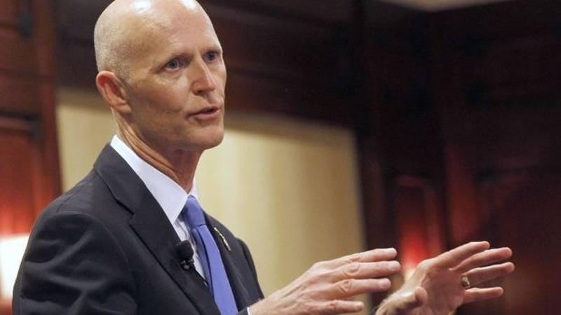 Florida Governor Rick Scott (R)